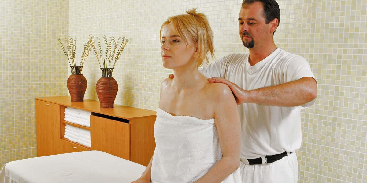 Stressretreat, fysiske behandlinger på kurstedet