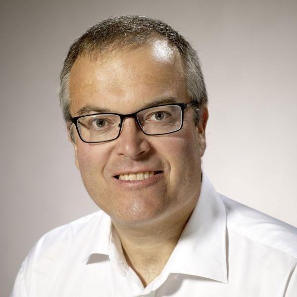 Portræt af Niels Bagge